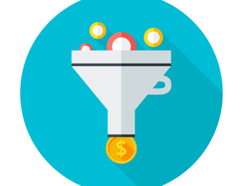 Catching clients in a funnel
