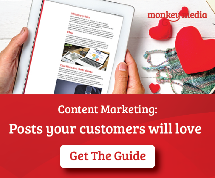 Resource: Content marketing posts your customers will love